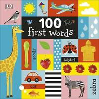 100 First Words (Dk My First) by DK, NEW Book, FREE & Fast Delivery, (Board book