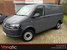 Transporter SWB Commercial Van-Delivery, Cargoes