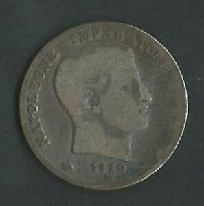 Moneta Regno d'Italia Napoleone 1 lira 1820AFFARE(60)