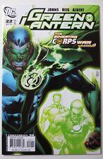 Green Lantern #22 (Oct 2007, DC) (C5190) Sinestro Corps War Part 4
