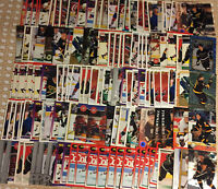 Russ Courtnall 130 Card Bulk Lot With Duplicates See Scans NHL Hockey