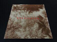 Grateful Dead Deadicated CD 1991 Artists Musicians Arista Records Industry Promo