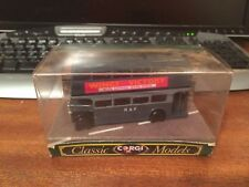 Corgi Classic Models D599 AEC Bus - Wings For Victory - Sealed In Box