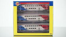 Athearn Bombardier Utah Front Runner Coaches 3 car set N scale