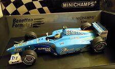 Minichamps 180000011: Benetton Playlife B200 in 1/18, Fisichella #11, NEU & OVP