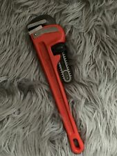 Supreme Rigid Pipe Wrench Red FW20 Accessory *In Hand*