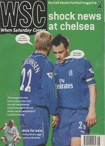 When Saturday Comes (WSC) Issue 198, August 2003