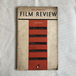 The Peguin Film Review, Issue 1. 1946