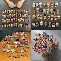 20PCS LOL Surprise Doll Unicorn Queen Lil Sister & bag cap accessory toy random