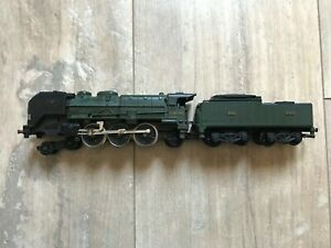 Jouef trains anciens locomotive 231c60 (231 C 60) et son tender 3560 HO