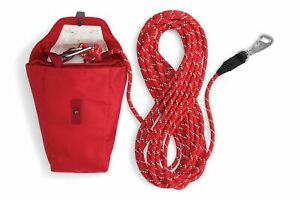 Ruffwear Knot-A-Hitch Hitching System Red