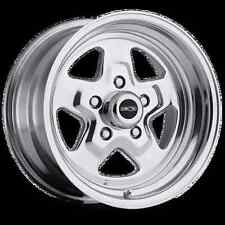 "15X10 VISION NITRO SPORT STAR PRO DRAG RACING WHEEL 5x4.5 1pc NO WELD 5.5""BS"