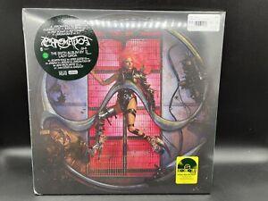 "Lady Gaga ""Chromatica"" Translucent Yellow Color Vinyl Record LP RSD 2021 Sealed"