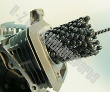 "Flex-Hone BRM Brush Research Mfg. 2-3/4"" (70mm) 320 Grit Silicon Carbide Clone"