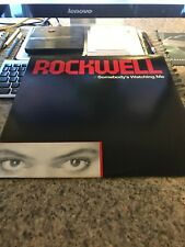 ROCKWELL SOMEBODY'S WATCHING ME VINYL MINT