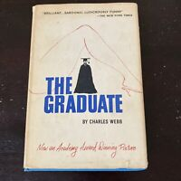 THE GRADUATE by Charles Webb (Hardcover, 1963) Book club Edition
