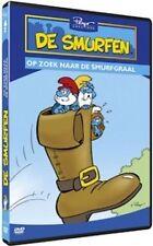 Smurfen - Op zoek naar de smurfgraal     sealed dvd