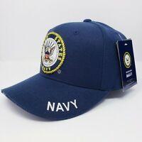 US Navy Hat Military Genuine Original United States Rapid Dominance Soldier Cap