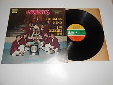 "LP- HERMES NINO Y SU COLOMBIAN BOYS "" CUMBIAS "" VOL.III ON LATIN INTERN. REC."