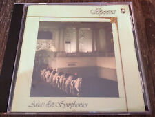 THE SPOONS - Arias & Symphonies CD New Wave / Synth Pop