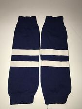 Nike Dallas Cowboys Sock Sleeves Throwback Uniforms NFL Player issue Striped Blu