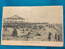 The Beach Ocean City New Jersey1909 Horse & Buggy Swimming Bathing