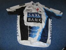 SAXO BANK SPECIALIZED RIIS CYCLING CRAFT CYCLING JERSEY [M]