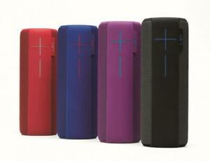 Logitech UE MEGABOOM Wireless Bluetooth 360º Surround Speaker
