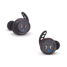 JBL Under Armour True Flash In-Ear  Wireless Headphones - Black