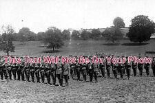 HF 65 - Inns Of Court OTC, Berkhamsted, Hertfordshire WW1 - 6x4 Photo