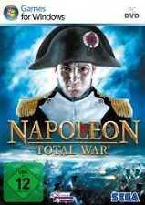 NAPOLEON TOTAL WAR * KOMPLETT DEUTSCH * *Neuwertig