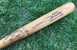"""Vtg 1960s Nelson """"Nellie"""" Fox Louisville Slugger Baseball Bat 34"""" HOF White Sox"""