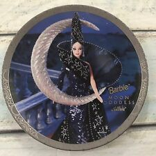 Barbie Moon Goddess by Bob Mackie Plate # 2635/7500 8 1/4 inches Limited Edition