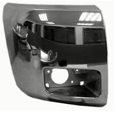 GM1005156 Front Right Side Bumper End Plastic Fits 12-13 Chevy Silverado Value