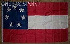 3'x5' First National Confederate Historic Flag Civil War US 1st CSA 3X5