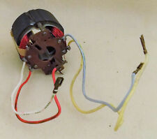 Small Ac Motor Unknown Electric Motoropen Housing Untested Parts Industrial
