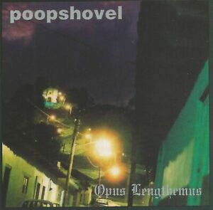 Poopshovel ‎– Opus Lengthemus    new cd in seal