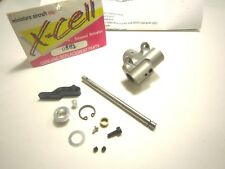 X cell MA 0861 CNC Alum Closed Machined TR Gearbox Miniature Aircraft NIP