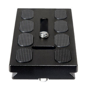 Promaster Quick Release QR Plate For GH25 Gimbal Head -- #7502