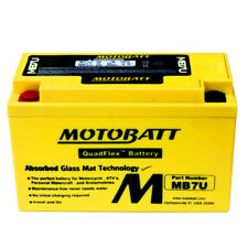 BATTERIE MOTOBATT CAN-AM BRP DS 450 JUSQU'A 2012 12V 6AH 100A MB7U