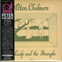 PETER CHALMERS-THE LADY AND THE STRANGER-JAPAN MINI LP CD F56