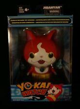 BRAND NEW Hasbro Yo-Kai Watch Jibanyan Figure + Glow in the Dark Eye Stickers
