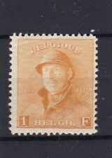 timbres belgique no175 casqué neuf °°