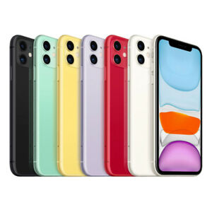Apple iPhone 11 64GB Unlocked Smartphone - Very Good