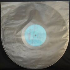 "100 x New Anti Static Round Bottom 12"" LP Record Album Inner Sleeves"