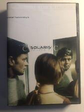 Solaris (DVD, 2002, 2-Disc Set, Criterion Collection Widescreen) Tarkovsky