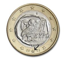 1 Euro Coin In Greece Coins For Sale Ebay