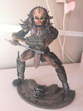 "McFarlane AVP Alien Vs Predator 12"" Scar Predator Action Figure"