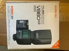 V860II-S Camera Flash Speedlite for Sony A7 A7R A7S A7II A7RII A58 A99 A6000 A63