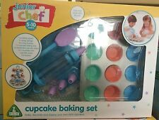 Early Learning Centre ELC Junior Chef Cupcake Baking Set